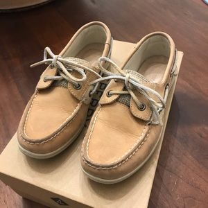 Sperry Koifish Core Linen/Oat women's shoe